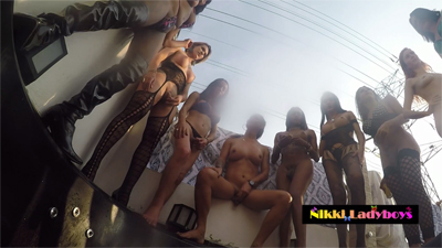 Golden Showers GoPro Glory
